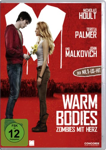 DVD - Warm Bodies - Zombies mit Herz