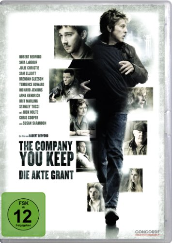 DVD - The Company You Keep - Die Akte Grant