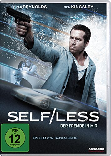 DVD - Self/Less - Der Fremde in mir