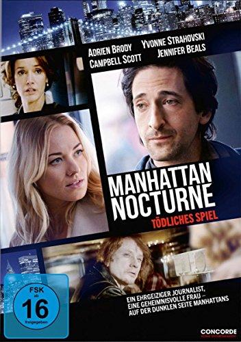 DVD - Manhattan Nocturne - Tödliches Spiel