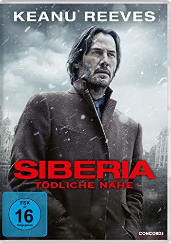 DVD - Siberia - Tödliche Nähe