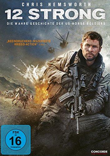DVD - 12 Strong – Die wahre Geschichte der US-Horse Soldiers