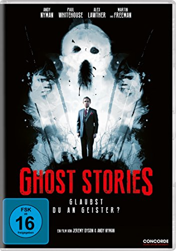 DVD - Ghost Stories
