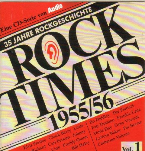 Sampler - Audio Rock Times 1 - 1955 - 1956