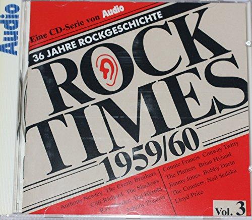 Sampler - Audio Rock Times 3 - 1959 - 1960