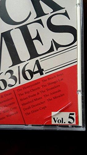 Sampler - Audio Rock Times 5 - 1963 - 1964