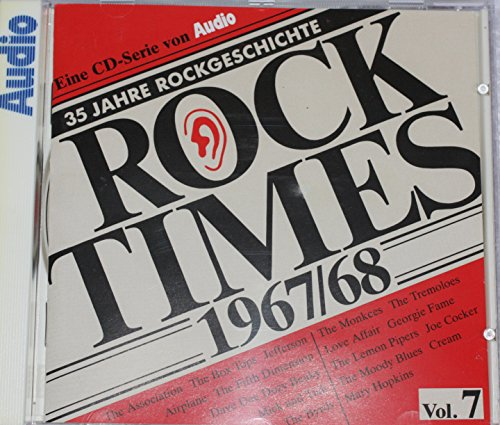 Sampler - Audio Rock Times 7 - 1967 - 1968