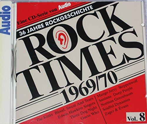 Sampler - Audio Rock Times 1969 - 1970