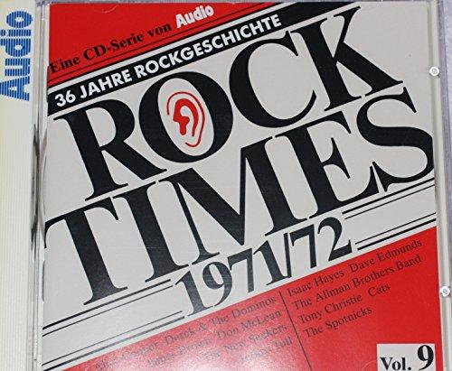 Sampler - Audio Rock Times 9 - 1971 - 1972