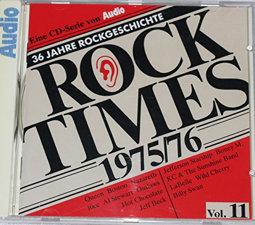 Sampler - Audio Rock Times 11 - 1975 - 1976