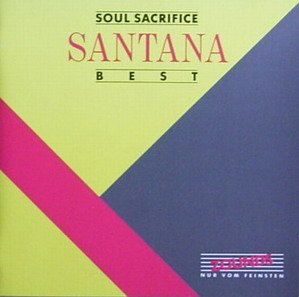 Santana - Soul Sacrifice - Best (Zounds)