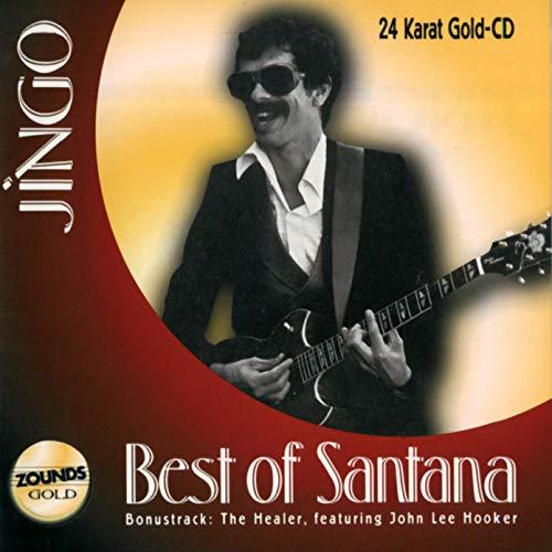 Santana - Jingo - Best Of Santana (24 Karat Gold)
