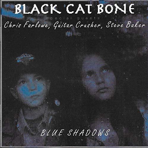 Black Cat Bone - Blue Shadows