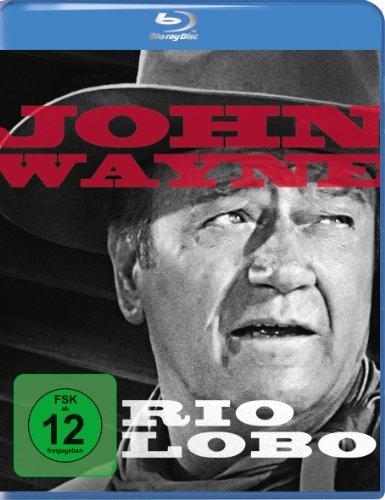 Blu-ray - Rio Lobo