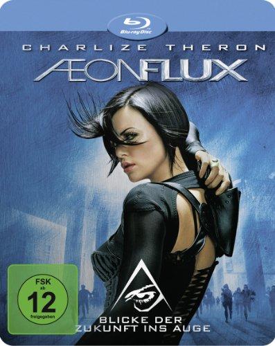 - Aeon Flux - Steelbook [Blu-ray]