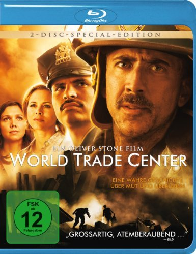 Blu-ray - World Trade Center