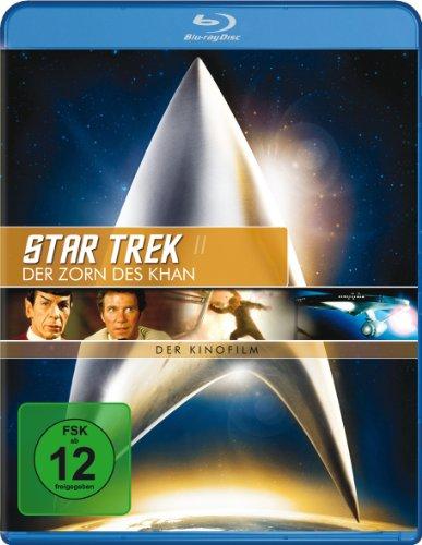 Blu-ray - Star Trek II - Der Zorn des Khan
