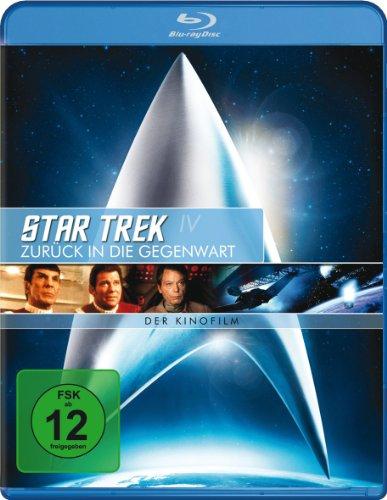 Blu-ray - Star Trek IV - Zurück in die Gegenwart