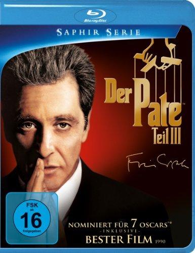 Blu-ray - Der Pate 3 (Saphir Serie)