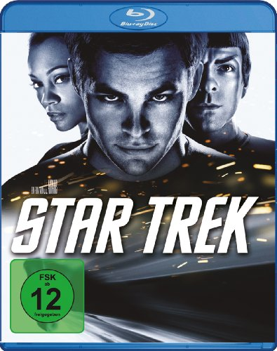Blu-ray - Star Trek