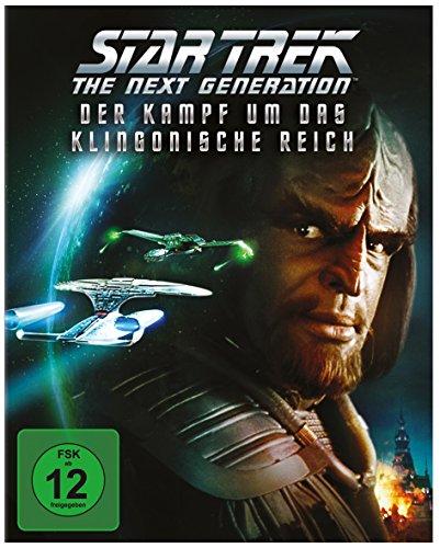 Blu-ray - Star Trek: The Next Generation - Der Kampf um das klingonische Reich [Blu-ray]