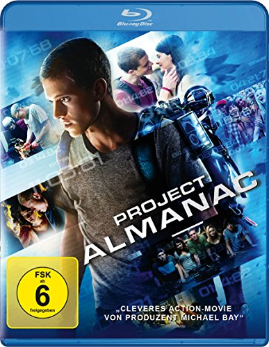 Blu-ray - Project Almanac