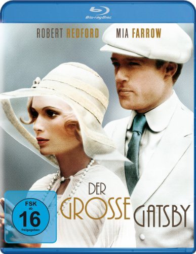 Blu-ray - Der große Gatsby