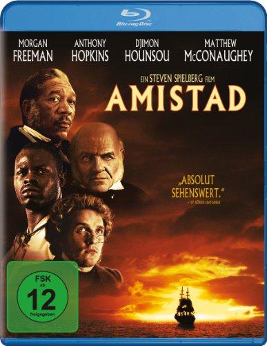 - Amistad [Blu-ray]