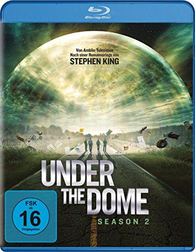 Blu-ray - Under the Dome - Season 2 [Blu-ray]