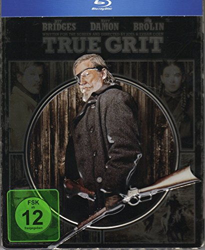 Blu-ray - True Grit - geprägtes Steelbook [Blu-ray]