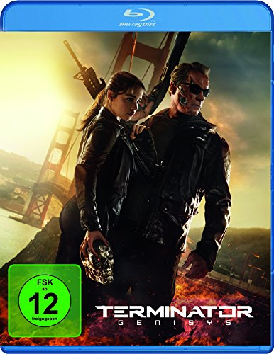 Blu-ray - Terminator - Genisys