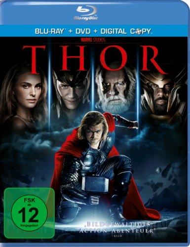 Blu-ray - Thor (  DVD)