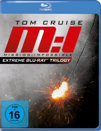 Blu-ray - Mission: Impossible - Extreme Trilogy