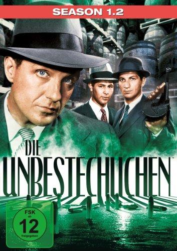 DVD - DIe Unbestechlichen - Staffel 1.2