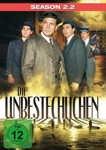 DVD - Die Unbestechlichen - Staffel 2.2