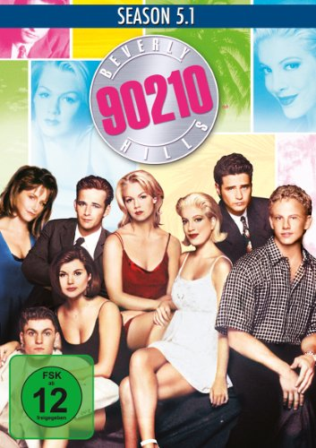 DVD - Beverly Hills 90210 - Staffel 5.1