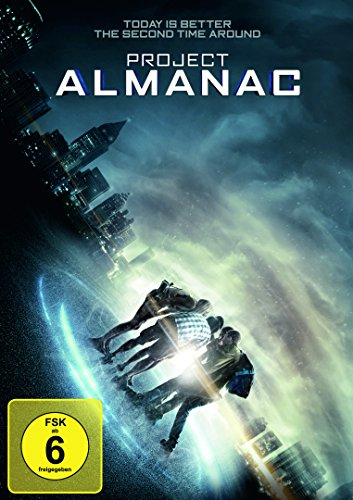 DVD - Project Almanac