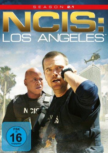 DVD - NCIS: Los Angeles - Staffel 2.1
