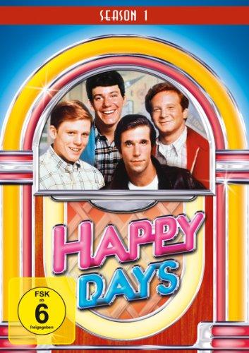 DVD - Happy Days - Staffel 1