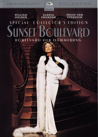 DVD - Sunset boulevard - Collector's Edition