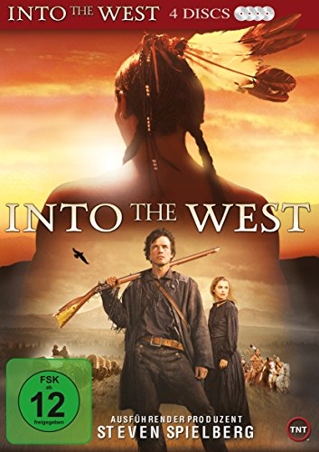 DVD - Into the West [4 DVDs]