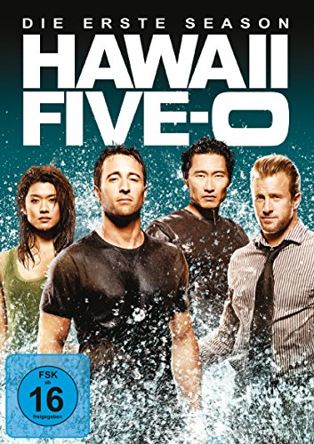 DVD - Hawaii Five-O - Staffel 1
