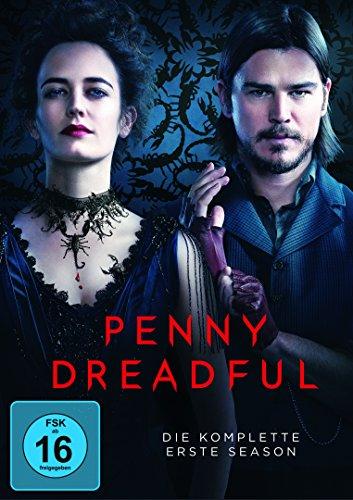 DVD - Penny Dreadful - Staffel 1