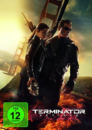 DVD - Terminator: Genisys