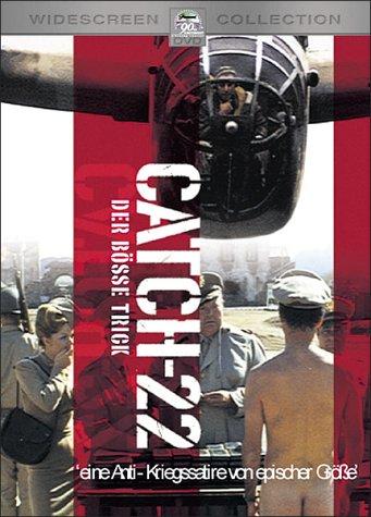 DVD - Catch-22 - Der böse Trick