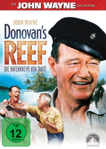 DVD - Donavan's Reef - Die Hafenkneipe von Tahiti (Die John Wayne Collection)