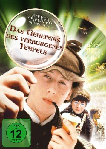 DVD - Young Sherlock Holmes - Das Geheimnis des verborgenen Tempels