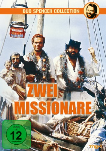 DVD - Zwei Missionare (Bud Spencer Collection)