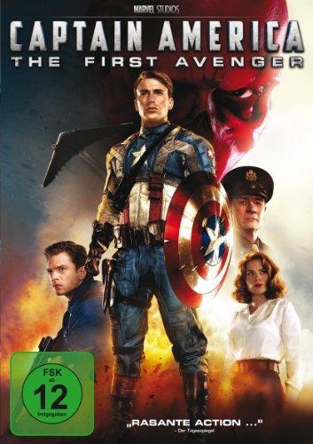 DVD - Captain America - The First Avenger