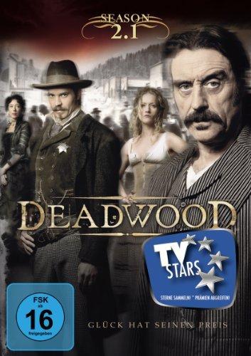 DVD - Deadwood - Staffel 2.1